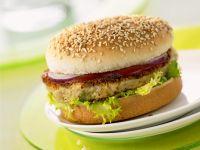 Grünkern-Burger Rezept