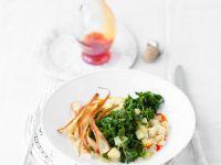 Grünkohl mit Kartoffeln Rezept