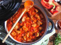 Gulaschtopf mit Gemüse Rezept