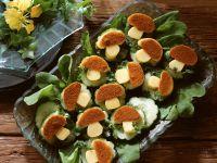 Gurken-Käsehäppchen Rezept
