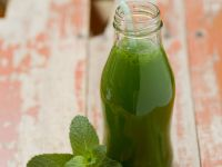 Gurken-Orangen-Drink Rezept