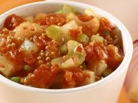 Tomaten-Relish Rezept