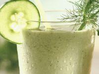 Gurken-Shake Rezept