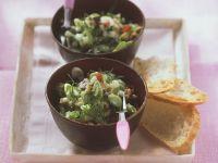 Gurkensalat mit Joghurtdressing Rezept