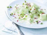 Gurkensalat: Klassiker mal anders