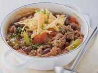 Hackfleisch-Eintopf (Chili con Carne) Rezept