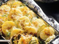 Hackfleisch-Kartoffelauflauf Rezept