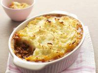 Hackfleisch-Kartoffelbrei-Auflauf aus England Rezept