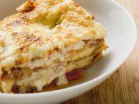 Hackfleisch-Lasagne Rezept