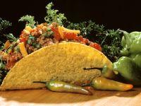 Hackfleisch-Tacos Rezept
