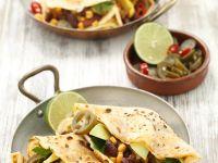 Hackfleisch-Tortillas Rezept