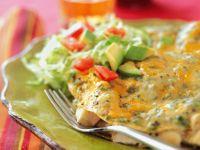 Hähnchen-Enchilada Rezept