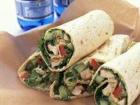 Hähnchen-Fajitas mit Gemüse Rezept