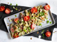 Hähnchen-Nudelsalat Rezept