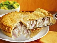 Hähnchen-Pie Rezept