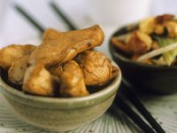 Hähnchenbrust aus dem Wok Rezept