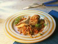 Hähnchenbrust mit Linsen Rezept
