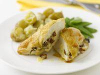 Hähnchenfilet mit Käse überbacken Rezept