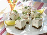 Häppchen mit Fischcreme Rezept