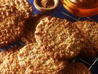 Haferflocken Cookies Rezept