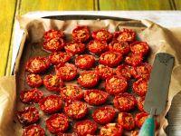 Halbgetrocknete Tomaten Rezept