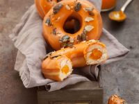 Halloween-Donuts Rezept