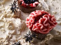 gruselige halloween muffins rezept eat smarter. Black Bedroom Furniture Sets. Home Design Ideas