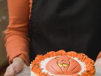 Halloween-Torte Rezept