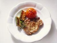Halsgrat mit Gemüse Rezept