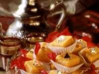 Halwa-Karotten-Konfekt Rezept