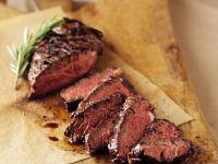 Hanger Steak vom Grill Rezept