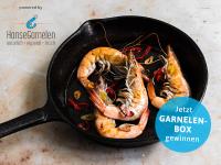 Mitmachen und Garnelen-Box von HanseGarnelen gewinnen