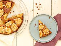 Haselnuss-Apfelkuchen Rezept