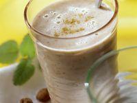 Haselnuss-Milchshake Rezept