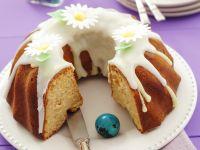 Hefekuchen zu Ostern Rezept