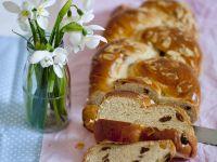 Hefezopf zu Ostern Rezept