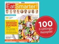 Die neue Ausgabe 2/2018 von EAT SMARTER ab jetzt im Handel!