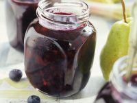 Heidelbeer-Birnen-Konfitüre Rezept