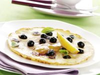 Heidelbeer-Pfannkuchen Rezept