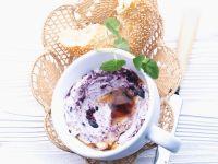 Heidelbeeraufstrich mit Ahornsirup Rezept