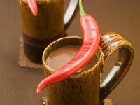 Heiße Chili-Schokolade