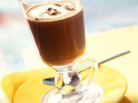 Heiße Orangen-Schokolade Rezept