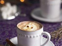 Heisse Schokolade mit Marshmallows und Zimt Rezept
