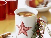 Heiße Weihnachtsbowle Rezept