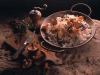 Herbstliches Pilzrisotto Rezept