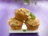 Herzhafte Gemüse-Muffins Rezept