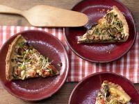 Herzhafte Tarte mit Pilzen Rezept
