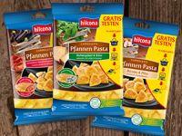 Pfannen Pasta von HILCONA: in die Pfanne, fertig, lecker!