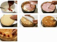 Himbeer-Joghurt-Torte Rezept