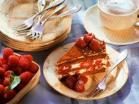 Himbeer-Mascarpone-Torte Rezept